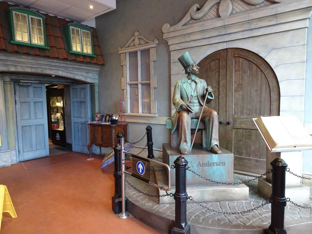 Копенгаген, музей Андерсена